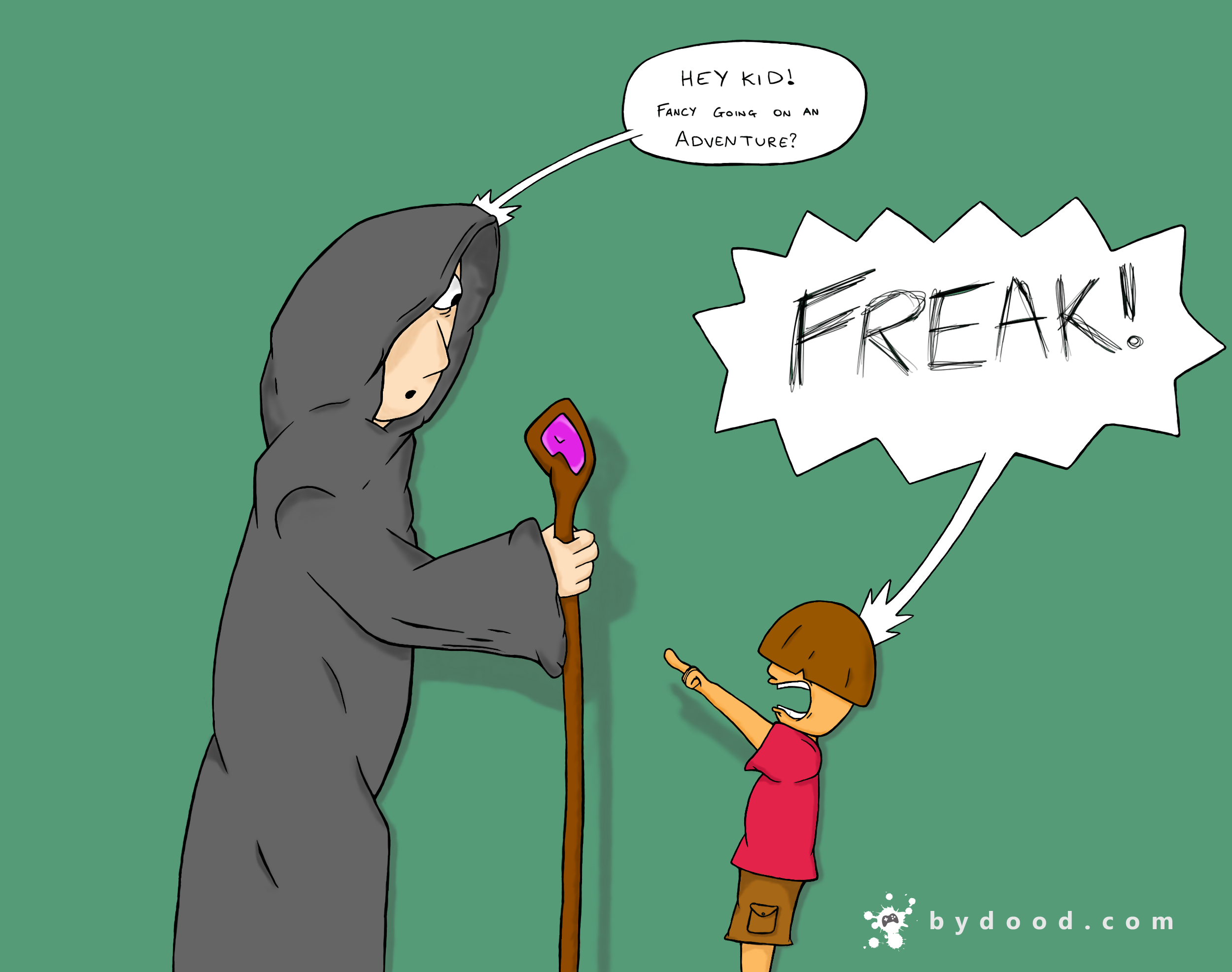 Wizard-vs-Kid